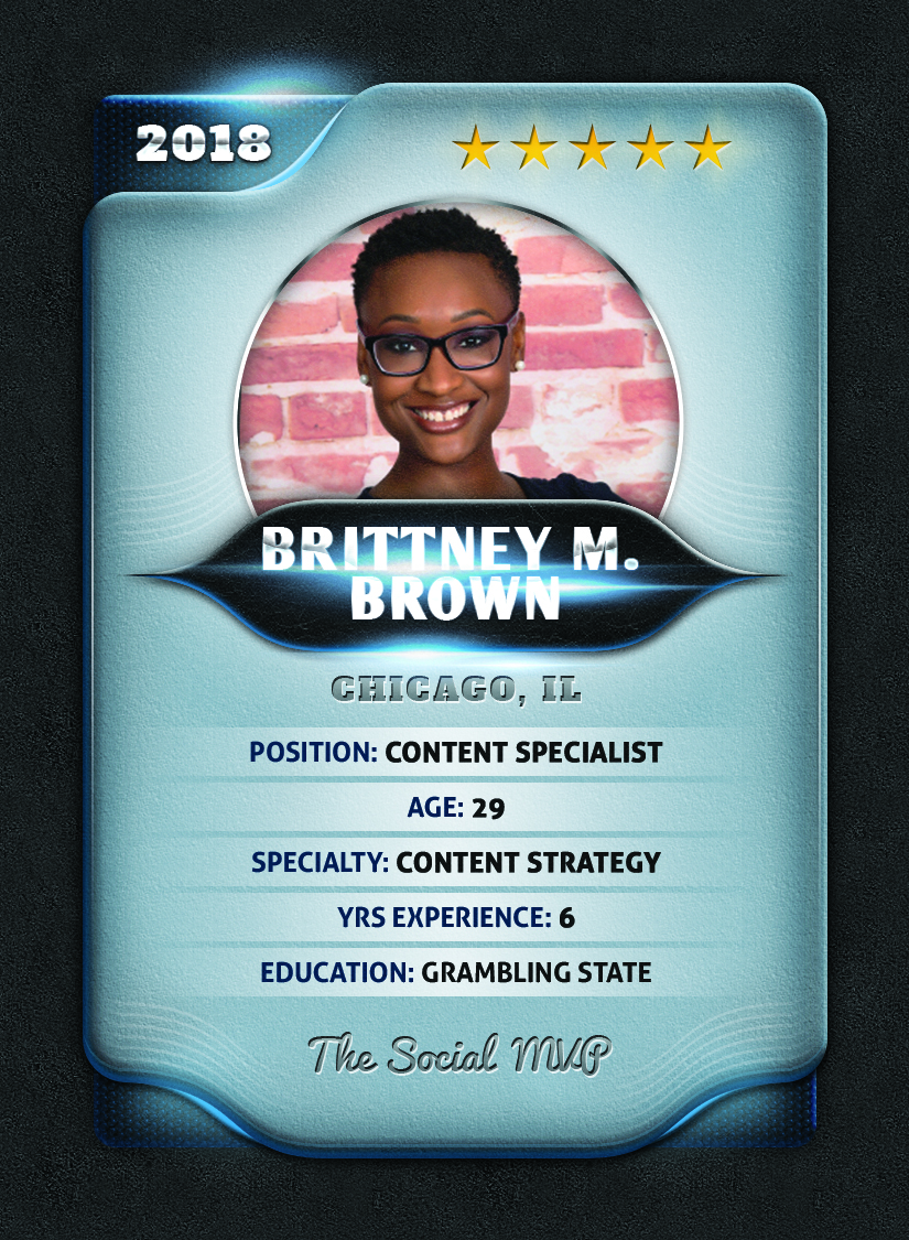 Brittney M. Brown